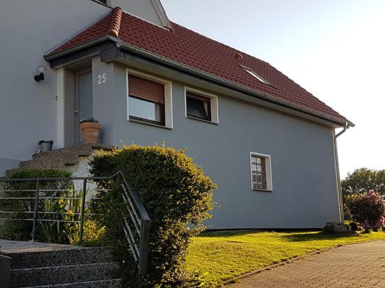 Thorsten Bänisch Dienstleistungen & Containerdienst in Oerlinghausen - Fassadenarbeiten